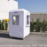 Nhận làm cabin bảo vệ composite