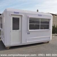 địa chỉ bán cabin bảo vệ composite