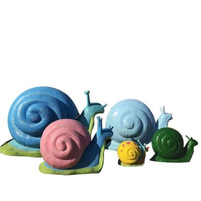 Mô hình ốc sên đẹp
