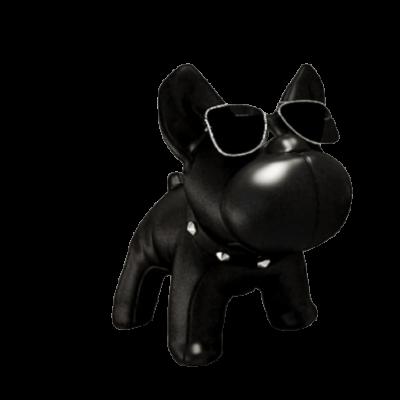 Mô hình composite chó bull sành điệu