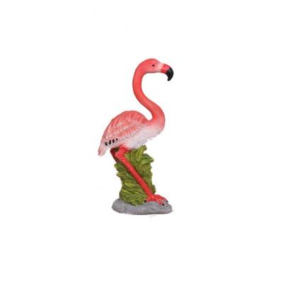 Tượng chim hồng hạc nghệ thuật bằng nhựa composite