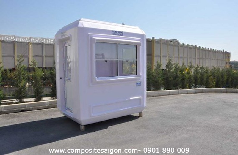 báo giá cabin  composite