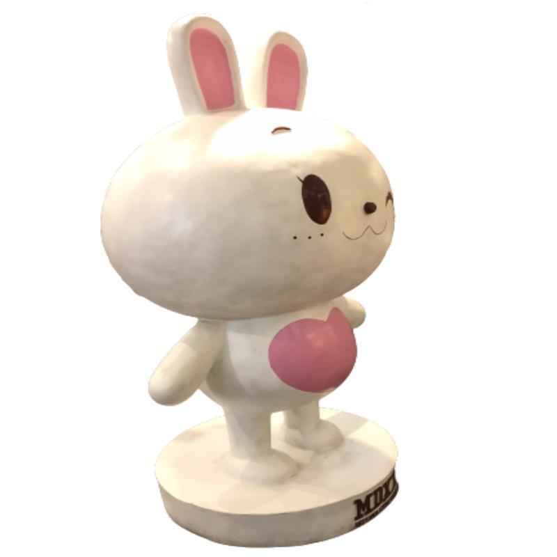Chú thỏ composite frp 02